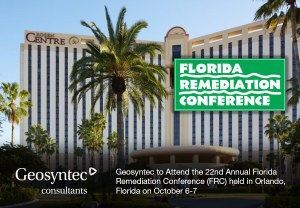 Geosyntec Presents at Florida Remediation Conference