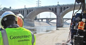 Geosyntec Among World-Class Designers on LA County's LA River Master Plan Team