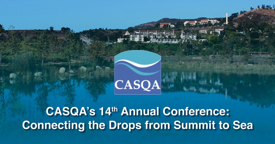 Geosyntec Staff and Clients Featured at the California Stormwater Quality Association Annual Conference