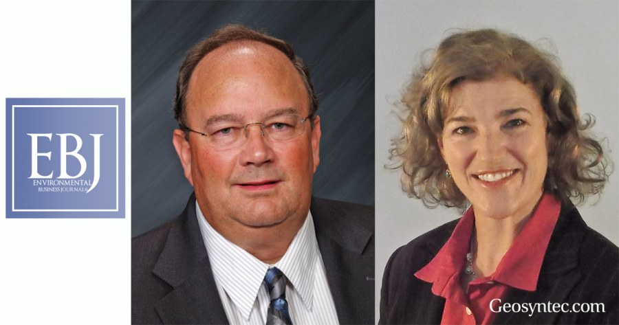 Greg Gibbons and Anne Fitzpatrick Sediments Practice Featured in The Environmental Business Journal