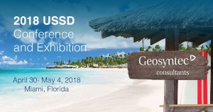 Geosyntec Staff Featured at the 2018 United States Society on Dams Conference