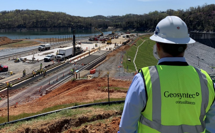 Geosyntec has provided on-site supervision, dam safety inspections, and data interpretation for the remediation of Boone Dam, in addition to the preparation of an IMS and IDAS system which allows real-time monitoring and visualization of dam safety instrumentation- and construction-generated data