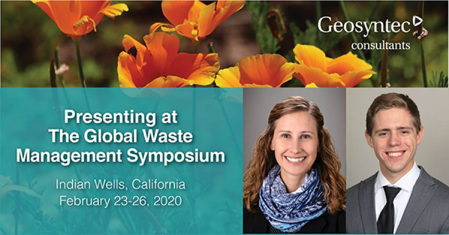 Melissa Setz and Ryan Joslyn to Present on Waste Management at the Global Waste Management Symposium