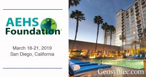 Geosyntec Staff Contribute to the AEHS 29th Annual International Conference on Soil, Water, Energy, and Air