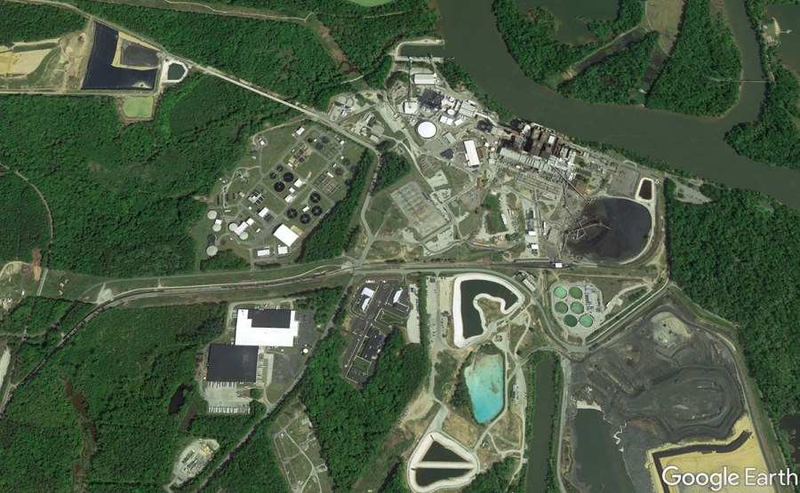 Geosyntec designed a closure system for a coal combustion residuals ash pond at the Chesterfield Power Station in Virginia.