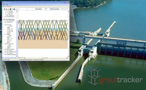 Chickamauga Lock and Dam - GroutTracker Developer
