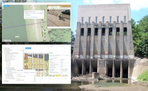 Bolivar Dam Seepage Barrier Wall Construction Data Management