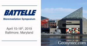 Geosyntec Staff Contribute to the 2019 Battelle Bioremediation Symposium