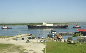 Barge Decommission, Dismantle and Dispose Project