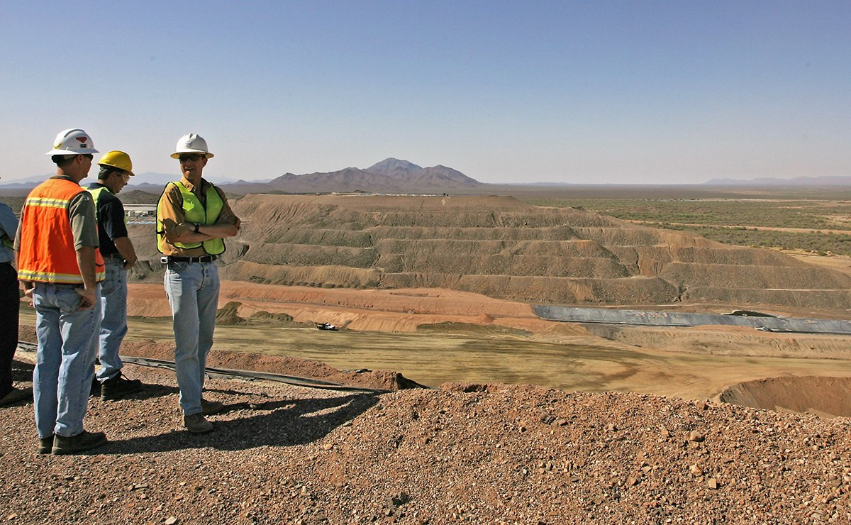 Mines: Litigation Support and Environmental Liability Valuation