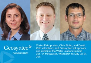 Geosyntec to Sponsor and Attend 2017 Water Leaders Summit