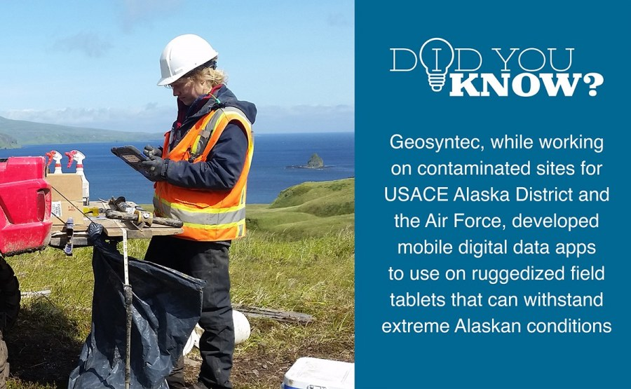 Mobile Digital Data Apps for Extreme Alaskan Conditions