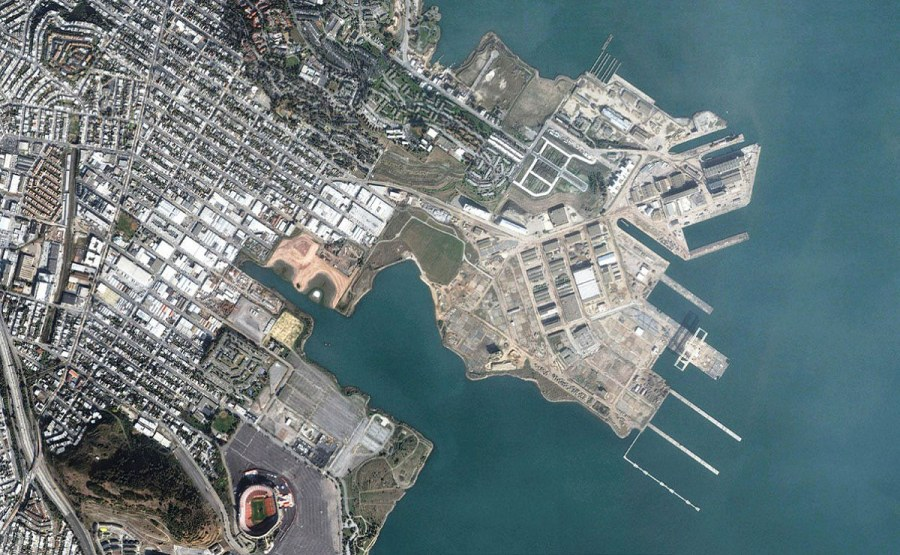Candlestick Point / Hunters Point Naval Shipyard