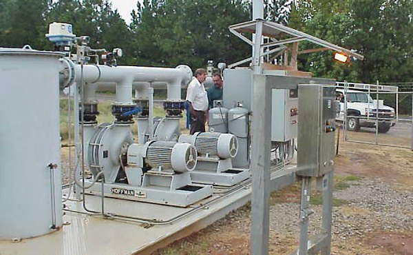 Geosyntec's approach brings landfill gas program into compliance while facilitating development of the first renewable power project under Georgia's voluntary Green Energy program.