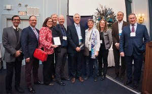 Geosyntec Honored as Key Partner of the University of Toronto