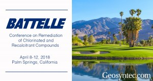 Geosyntec Staff Featured at the 2018 Battelle Chlorinated Conference