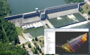 Bluestone Dam Interactive 3-Dimensional Model Development