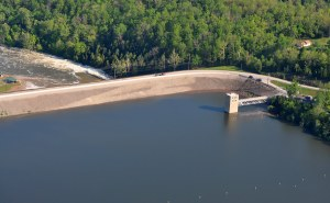 Rough River Dam GIS Application