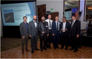 Geosyntec Awarded 2017 Outstanding Geotechnical Project by ASCE San Diego