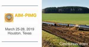 Geosyntec to Present at Asset Integrity Management - Pipeline Integrity Management Under Geohazard Conditions